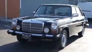 1968 Mercedes-Benz Autre Coupé (2 portes)