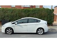 Trafford Council Private Hire TOYOTA PRIUS to rent in Manchester