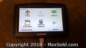 TOMTOM GPS System