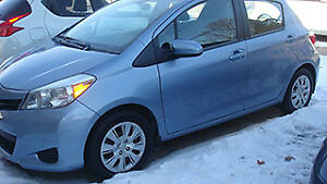 2014 Toyota Yaris Hatchback - Great Condition