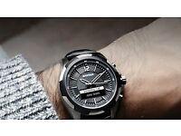 HP Smartwatch- Titan JUXT Titanium. Brand New £229 RRP