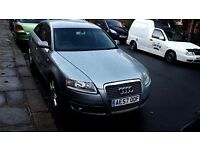 Audi A6 ( probbably occurrence of gearbox )