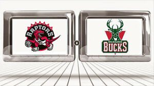 Toronto Raptors vs. Milwaukee Bucks - Mon, Dec 12th Section 103