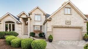Homes for Sale in Lakeshore Woods, Windsor, Ontario $649,900
