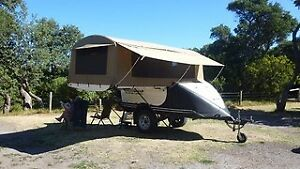 Ultimate Odyssey Enterprise off road camper trailer