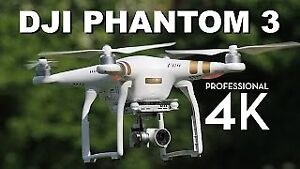 ★★★ Dji Phantom 3 Professional 4K ★★★