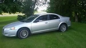 2005 Chrysler Sébring  500$ NON NEGOCIABLE!!!!!!!