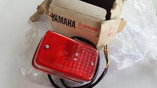 YAMAHA 100 125 RS100 RS125 DT100 DX100 RX100 RX125 TAIL LIGHT  NOS for sale  Shipping to United States