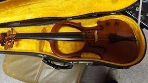 Full Size Electric Violin SANTINI