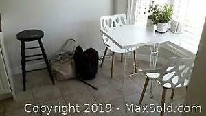 Table And Stool A