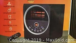 Warm Living Infrared Heater - New