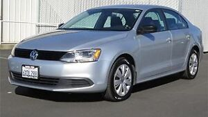 VW JETTA GAS TRENDLINE PLUS - 43,000 KMS - EXCELLENT