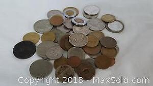 World Coin lot of 50