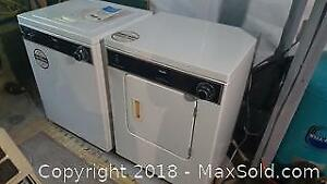 Inglis compact washer and dryer set