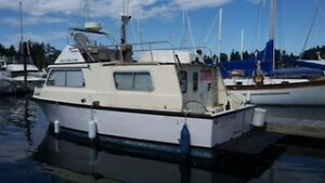 PRICE REDUCED 30ft trawler