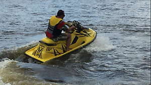 1996 Seadoo XP with 1995 SPI