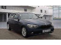 2012 BMW 1 Series 1.6 116i SE 5dr Hatchback Petrol Automatic