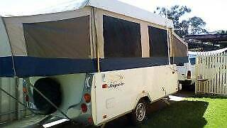 Jayco Hawk Caravan Wodonga Wodonga Area Preview