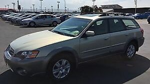 2007 Subaru Outback Limited Hatchback