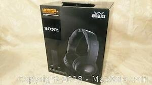 Sony Wireless Headphones (new in box)