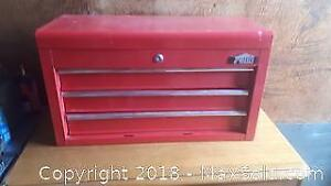Jobmate tool chest