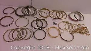 29 fancy bangle bracelets