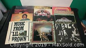 Assorted Records ...H