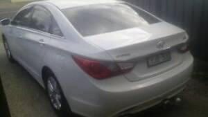 2011 Hyundai i45 Sedan Keilor Park Brimbank Area Preview