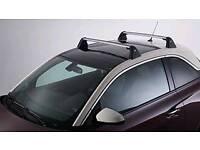 Vauxhall Adam ROOF BARS (Genuine Vauxhall Part)