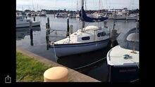 1995 Endeavour Sailing Boat Paynesville East Gippsland Preview