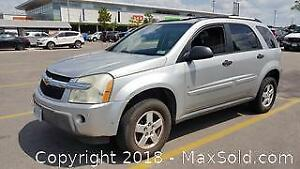 2006 GM Chevrolet Equinox