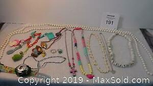 collection of kids jewelry #1