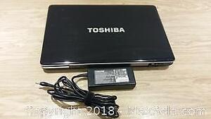 "Toshiba Satellite x"" Laptop"