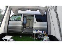 Bongo camper van, 2.5td Auto 2WD, silver, 4 birth, year 2000, 78000mls, 5 seat belts,mot ready to go