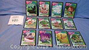 My Little Pony Enterplay, series 1 collector cards (#4)