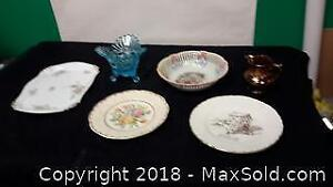 Vintage Decorative Dishware