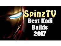 Amazon firestick--fully loaded--KODI 17--MOBDRO************