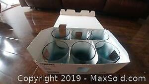 Kitchen Items - Ikea 8 Ounce Tomma Glasses, 3 Piece Corningware Dinner Set, Milton Lunch Box, Milton Hot Pack
