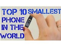 WORLD SMALLER PHONES ONLY 19.99