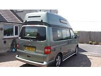 Autosleeper Trident 2 berth campervan £31995 all usual autosleeper refinements