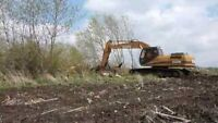 Land Clearing, Fence Lines, Ditching and Land Improvement