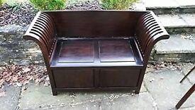 Teak hand crafted furniture