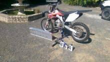 2002 honda cr250 dirt bike Wollombi Cessnock Area Preview