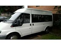 Minibus Airport drop of , pick up , transport up to 11 people