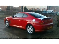 Hyundai Coupe 1.6s.. LOW MILEAGE