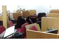 26 OFFICE CALL CENTRE BOOTHS CUBICLES GOOD CONDITION