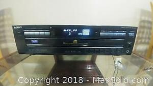 Sony cdpc425 CD player