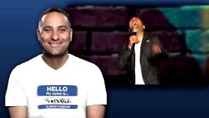Russell Peters Ticket- Sat Aug 27 @ Casino Rama