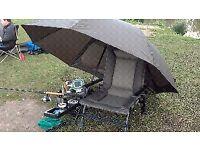 Nash Peg one Fishing Umbrella
