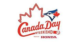 Canada Day Weekend Blue Jays Tickets - TD Clubhouse 2/4/6 seats